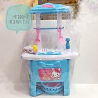 Mainan edukasi kitchen set masak-masakkan - SHS