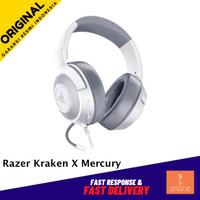 RAZER KRAKEN X Mercury Multi-Platform Wired Gaming Headset Resmi
