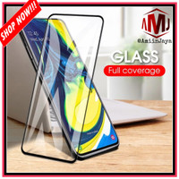 Tempered Glass Infinix Hot 10 Anti Gores Layar Full Cover