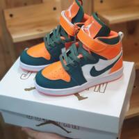 Sepatu Anak Nike air Jordan (Premium)10 Ready Size 24-35 - 24