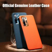 VEGAN LEATHER CASE CASING HUAWEI P40 P40 PRO P40 PRO PLUS - P40 PRO PLUS