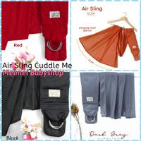 Cuddle Me Air Sling / Ring Sling / Gendongan Bayi Jarik Modern