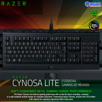 Razer Cynosa Lite Chroma Membrane Gaming Keyboard