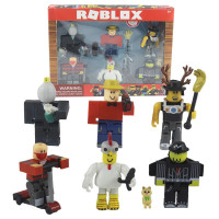 Masters of Roblox 6 Figure Pack