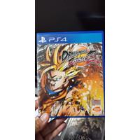 BD PS4 Dragon Ball Fighter Z Bekas