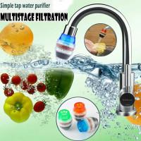 water purifier saringan filter keran air universal multilayer pemurni