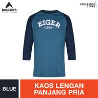 Eiger 1989 Camp 89 MT T-shirt - Blue