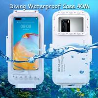 Puluz Diving Waterproof Case 45 Meter Underwater Huawei P40 Pro