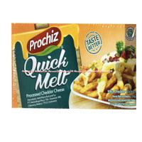 Prochiz Quick Melt Cheddar Cheese Keju Olahan Cheddar 170gr