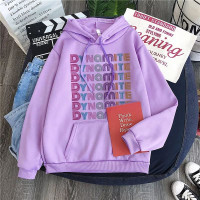 Dynamite Hoodie Jaket BTS Sweater BTS Sweater Dynamite Hoodie KPOP