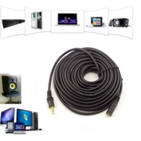kabel sambungan audio Aux 3.5mm extension 5m 5 meter earphone speaker