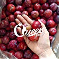 buah plum cherry/500 gram - 500gr
