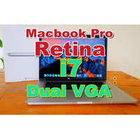 Macbook Pro Retina Display