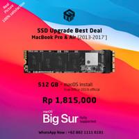 SSD 512GB Apple MacBook Air 2010 2011 2012 2013 2014 2015 2016 2017