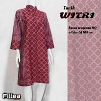 fillea Witri new atasan batik wanita baju kerja wanita modis murah