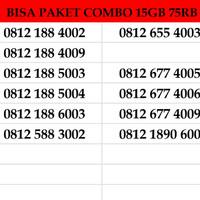 Nomer Cantik Simpati 4G TLE 11 Digit Telkomsel Kartu Perdana