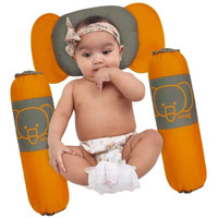 Dialogue Baby Bantal Peang + Guling Bayi Motif Gajah DLB-3334