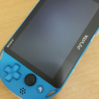 PS VITA SLIM PCH2006 +128GB FULL GAME HENKAKU