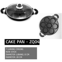 Cetakan Pancake - CAKE PAN ZQ04