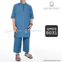 Big Size Baju Koko Pria / Gamis Pria Pakistan / Baju Muslim / QMGS 11