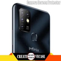 Tempered Glass Infinix Hot 10 2020 Screen Protector Camera Lens