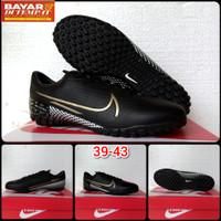 Sepatu Futsal Nike Dewasa - Hitam Gold, 39