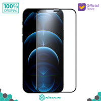 Tempered Glass iPhone 12 / 12 Pro (6.1) Nillkin FogMirror Full Cover