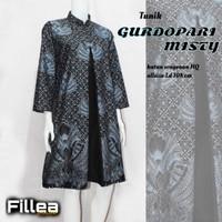 fillea Gurdopari mis atasan batik wanita baju kerja wanita modis murah