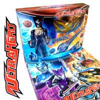 Mainan Action figure Ultraman / Action Figure Ultraman RB / Ultrahero