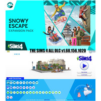 PC Games The Sims 4 Complete Edition ALL DLC