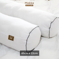 Mokka GREY - Guling Dacron (85x22)