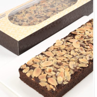 Brownies Almond by Holland Bakery