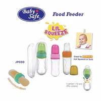 Baby safe Food feeder Lil Squeeze JP0030