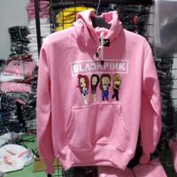 SALE jaket sweater anak hoodie blackpink gambar BEST SELLER