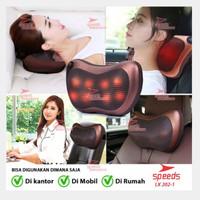 alat pijat elektrik bantal pijat speeds pillow massage