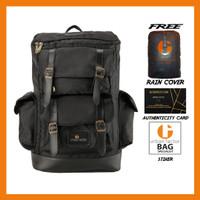 Tas Ransel Punggung Pria Wanita Laptop Urban Factor Backpack SAVAGE - Hitam