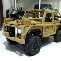 RC 1:12 MN96 Military / Offroad / Crawler / 2.4ghz 4x4