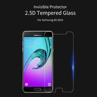 TEMPRED GLASS Screen Protector Anti Gores Kaca Samsung A5 2016