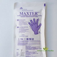 GLOVES STERIL MAXTER SARUNG TANGAN SURGICAL STERILE - 6