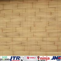Tirai krei kerai bambu aten 200cm x 200cm