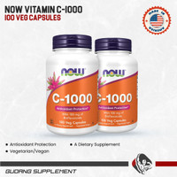 Now Foods C-1000 100 Tablet Now Vitamin C 1000 Mg Antioxidant