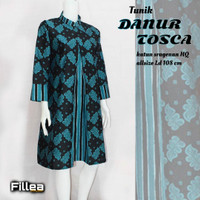 fillea Danurtosk new atasan batik wanita baju kerja wanita modis murah