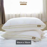 Mokka GOLD - Bantal Microfiber (50x70)