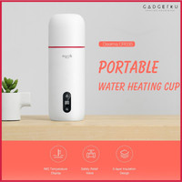 Deerma DR035 Portable Water Heating Cup Mini Electric Kettle