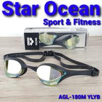 kacamata renang ARENA COBRA ULTRA MIRROR AGL-180M YLYB