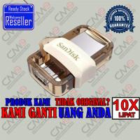Flashdisk Sandisk OTG 32GB m3.0 Gold Edition