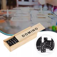 unik kartu gapleh gaple domino kayu mainan domino wood board games
