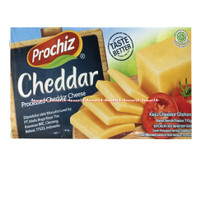 Prochiz Cheddar Cheese 170gr Keju Cheddar Olahan Cheese Procheese