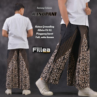 fillea Ranupani new sarung celana batik pria baju ibadah modern murah
