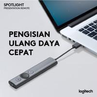terlaris Logitech Spotlight Presenter Wireless Pointer lagi promo
